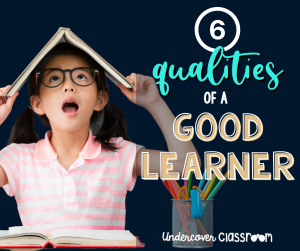 qualities of a good learner