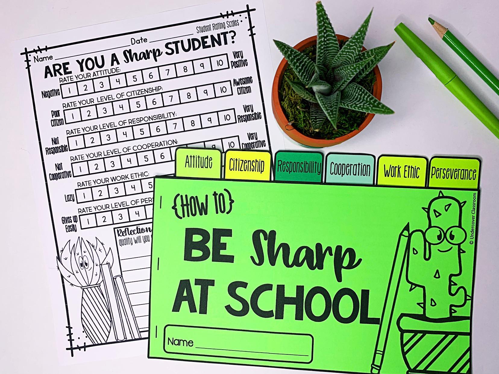 Teach Qualities of a Good Student