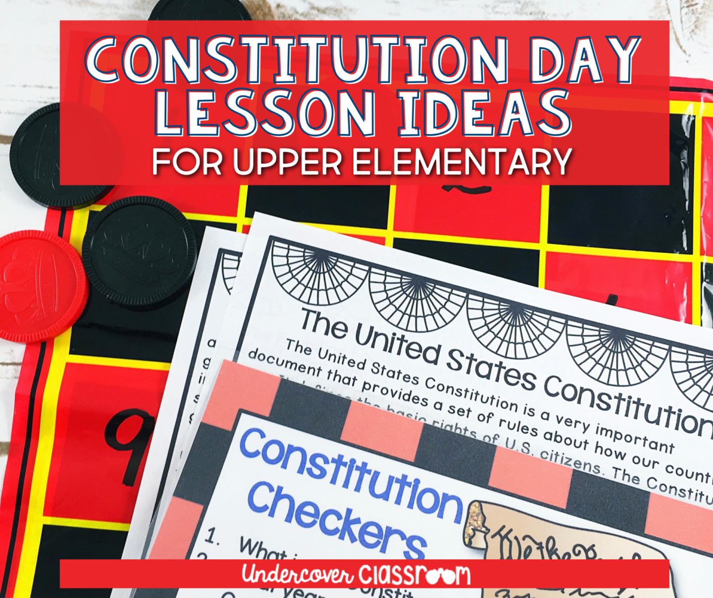 Constitution Day Lesson Ideas