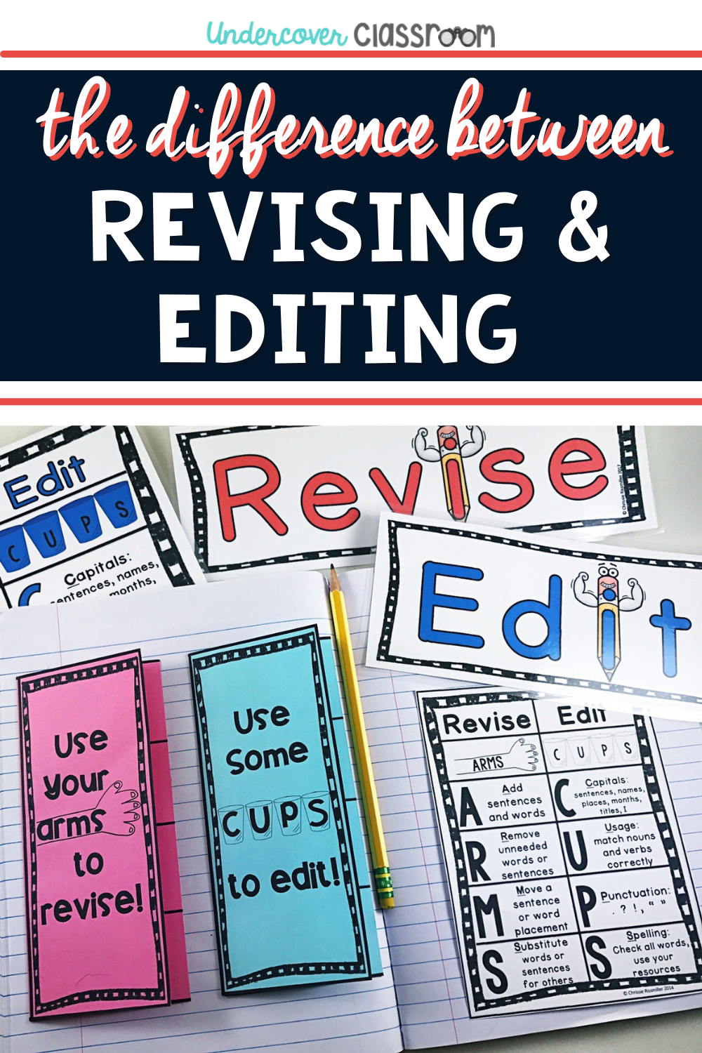 Revising and Editing in Upper Elementary