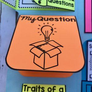 Organize Genius Hour Lapbook